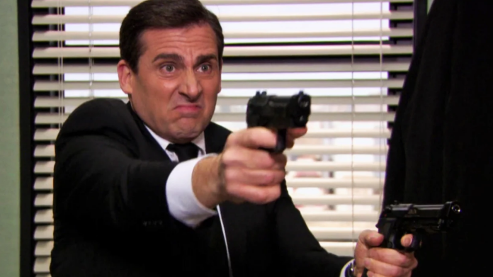 'The Office' Finally Releases Michael Scott's 'Threat Level Midnight'