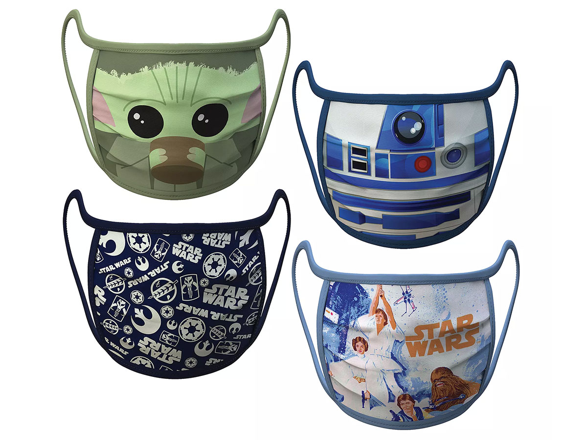 These are the Star Wars masks you're looking for
