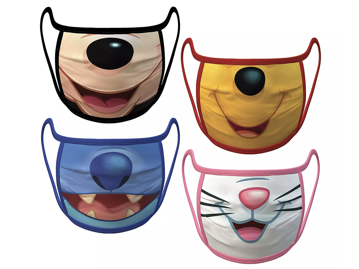 These Disney masks that transform you into your favorite character