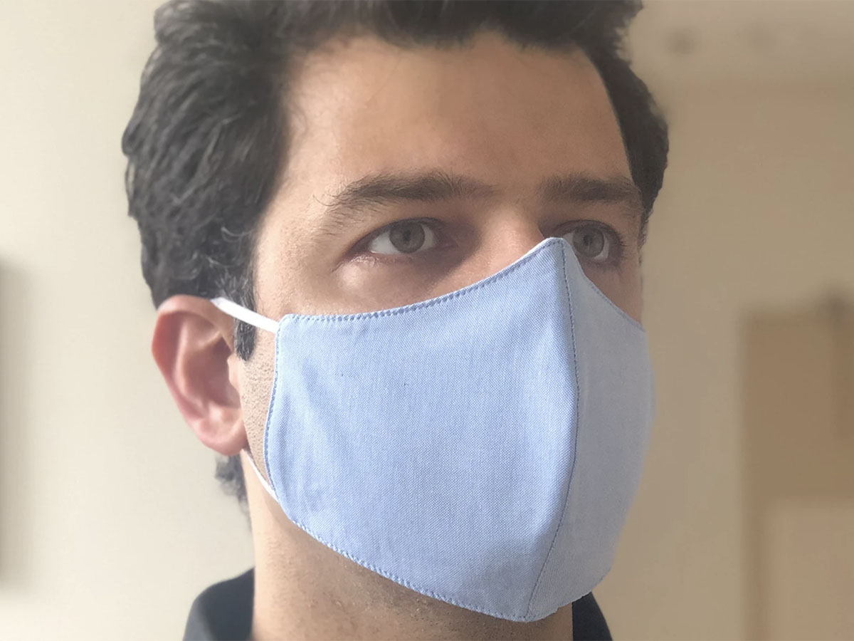 These masks with a third layer of protection