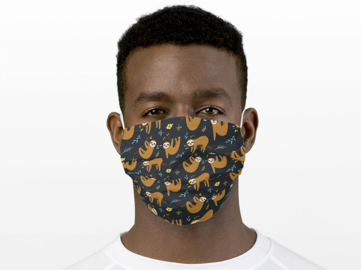 The perfect mask for people who love taking things nice and slooooooow