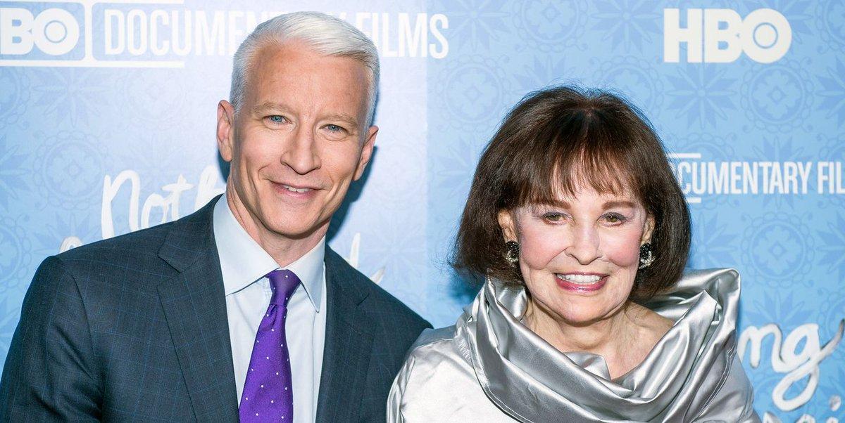 Gloria Vanderbilt Will Shocker: What It Means for Anderson Cooper