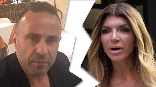 Teresa and Joe Giudice of 'Real Housewives of New Jersey' Split After 20 Years of Marriage