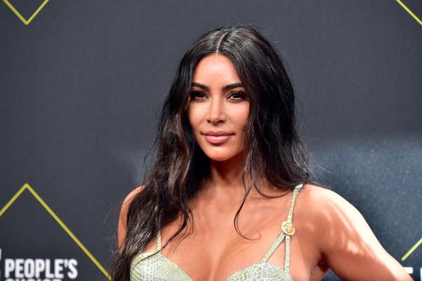 Kim Kardashian Photoshopped North Into Family Christmas Photo
