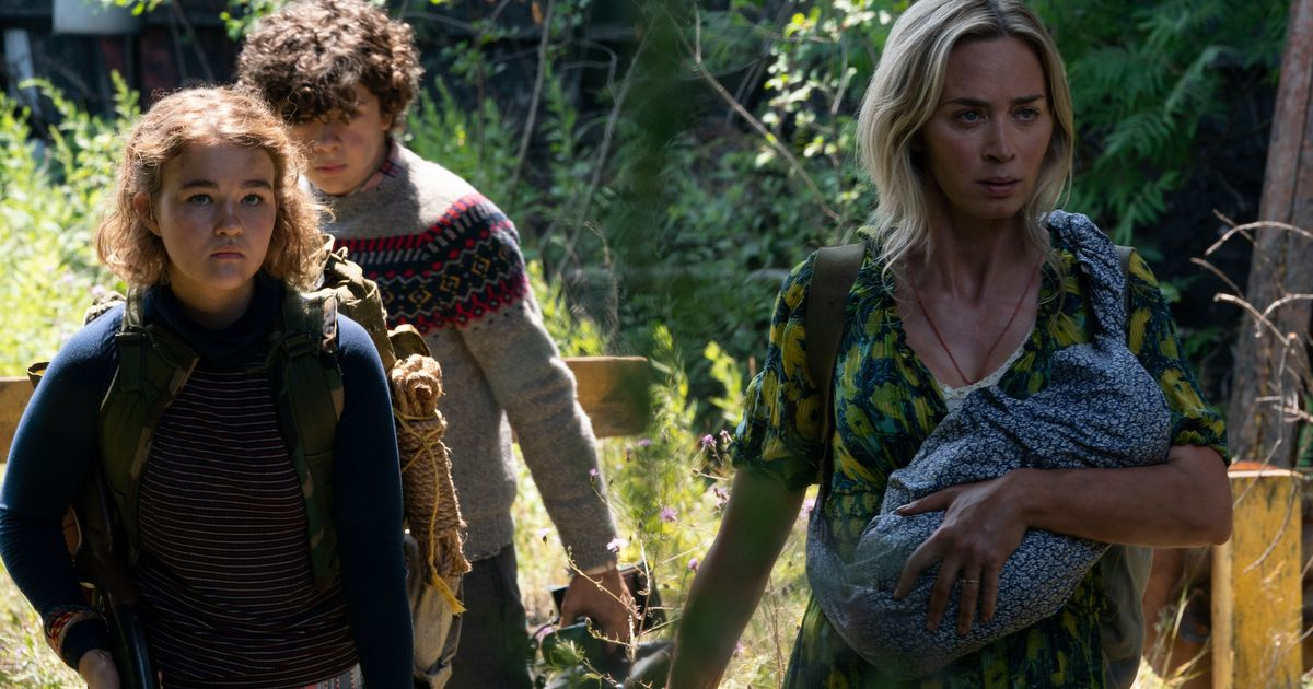 'A Quiet Place 2': Watch the First Trailer for the Upcoming Sequel