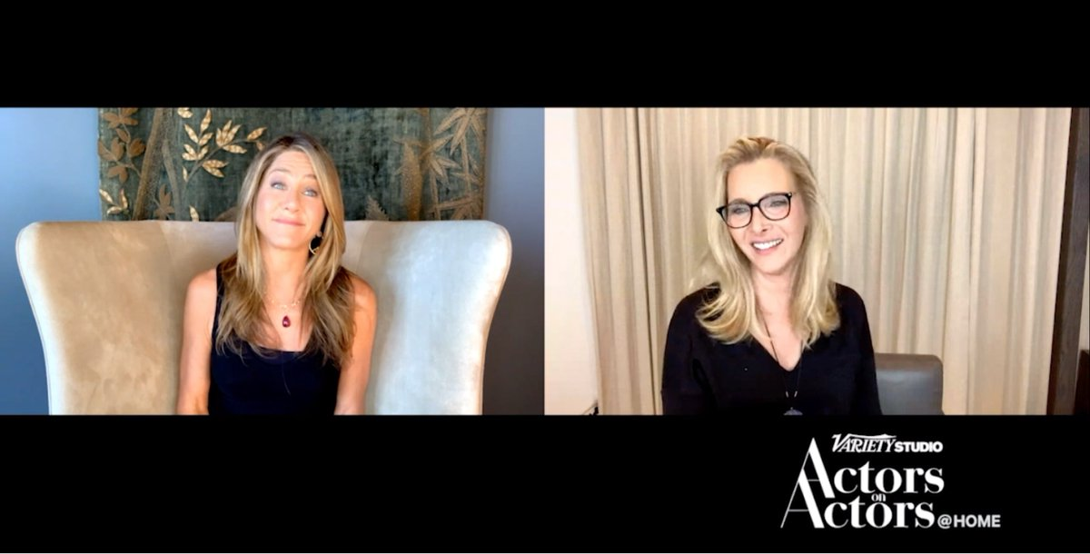 Jennifer Aniston and Lisa Kudrow Reveal Their Favorite 'Friends' Memories